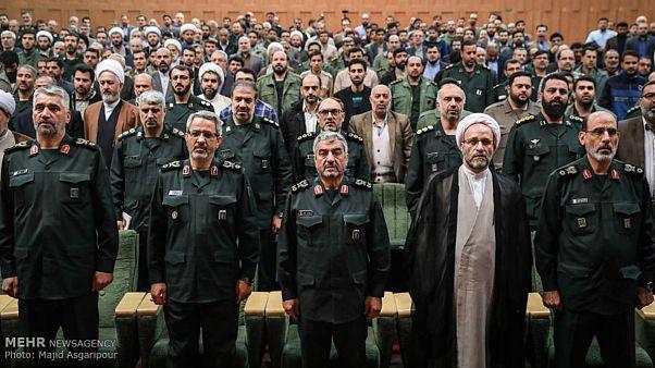 فرماندهان نظامی ایران تصمیم ترامپ را به «فال نیک» گرفتند
