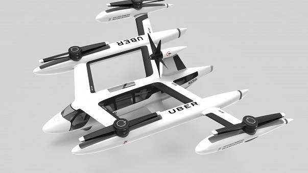 Uber flxing taxi concept