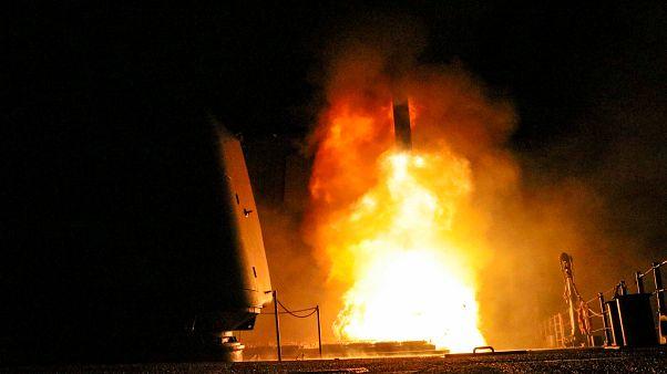 ریاض از رهگیری دو موشک بر فراز پایتخت عربستان خبر داد