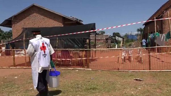 Ebola Afrika'da yeniden hortladı