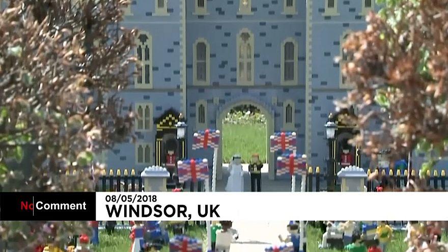 Виндзорский замок: теперь и в миниатюре