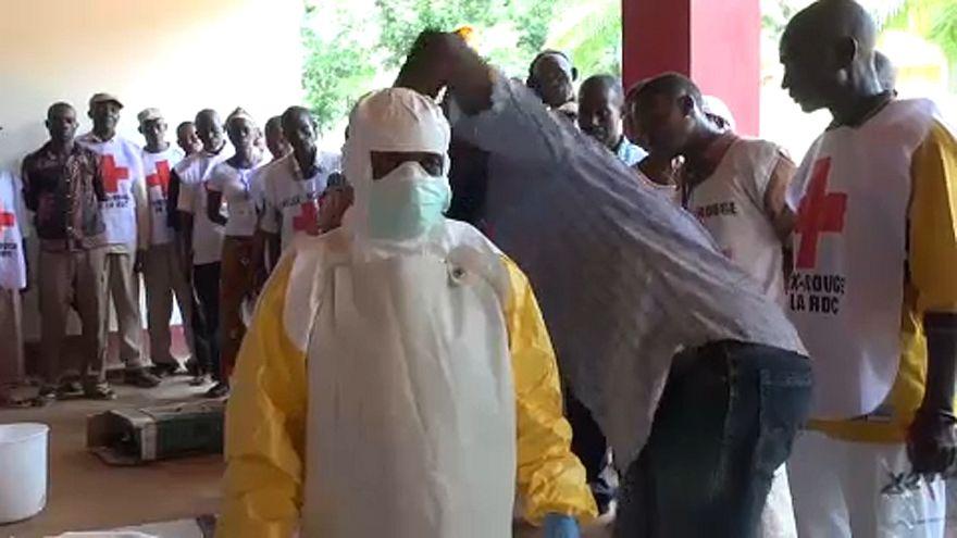 Újabb ebolajárvány Afrikában