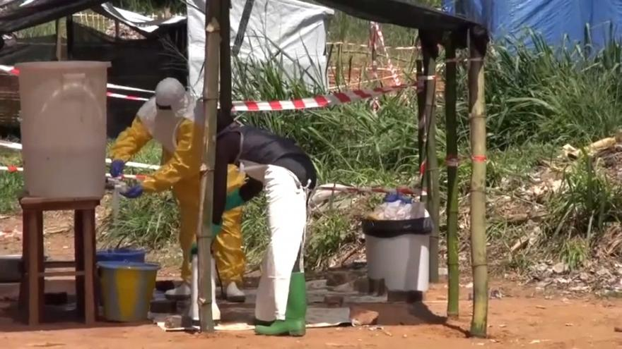 El ébola resurge en la República Democrática del Congo