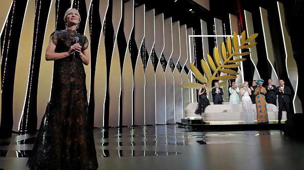 Cate Blanchett eröffnete die 71. Filmfestspiele von Cannes.