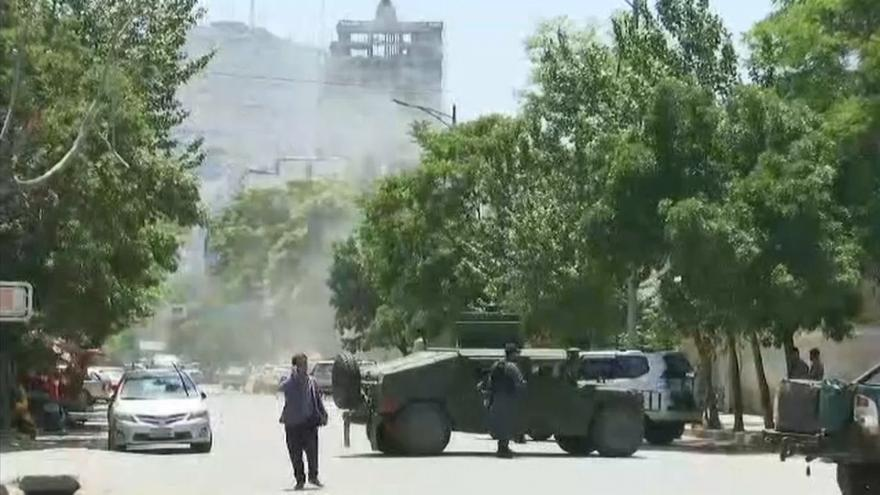 Três explosões na capital do Afeganistão