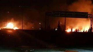 دیدهبان حقوق بشر سوریه: ۸ ایرانی در حمله موشکی اسرائیل به سوریه کشته شدند