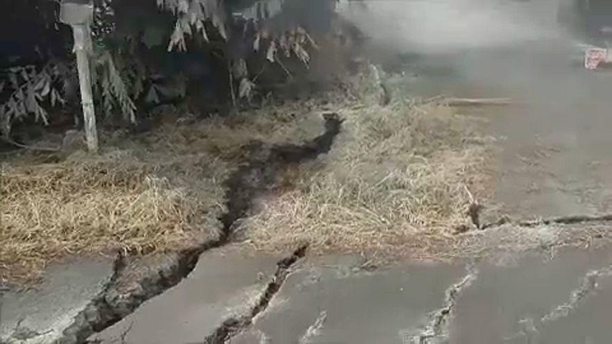 Újabb vulkánkitörés Hawaiin