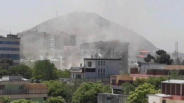 Новые взрывы в Кабуле