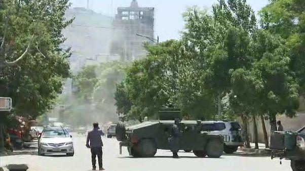 Al menos 8 muertos en dos ataques con bomba en Kabul