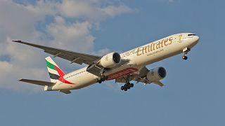 طائرة من خطوط طيران الإمارات - المصدر: ويكيميديا