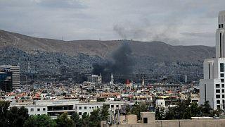 مقتل 8 إيرانيين في هجوم إسرائيلي على سوريا