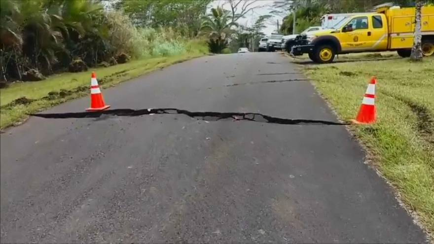 More evacuations in Hawaii
