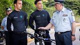 Δέκα πόλεις με αστυνομικούς ποδηλάτες!