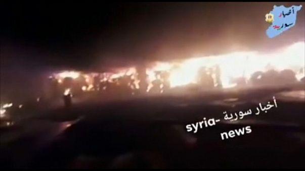 Israel mata a al menos 8 combatientes iraníes en un ataque en Siria