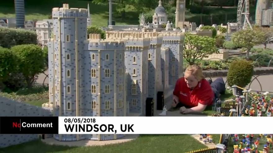 İngiltere'de kraliyet düğünü heyecanı