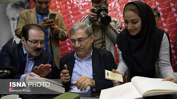اورهان پاموک در تهران : نوبل برای سلامتی خوب است، شما هم بگیرید!