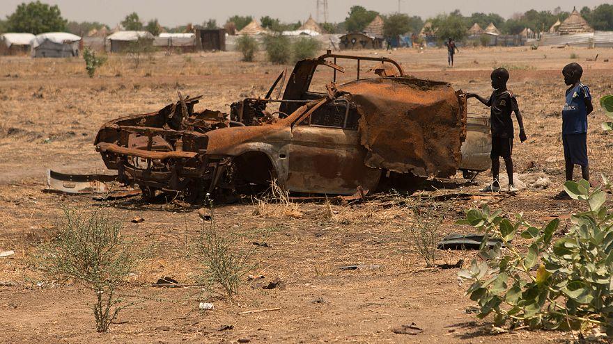 Южнный Судан: пятый год войны