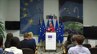 EU holds firm on Iran deal in wake of US pullout