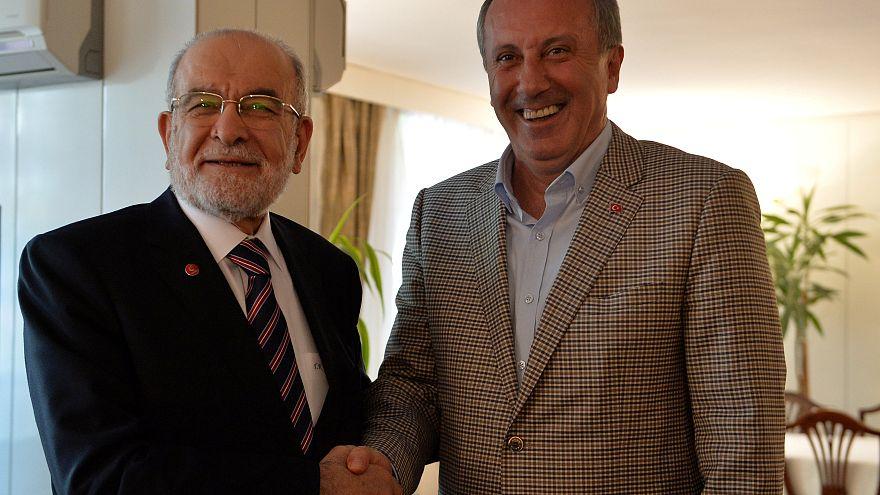 Türkiye 24 Haziran seçimlerine 6 cumhurbaşkanı adayıyla girecek