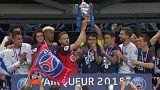El PSG termina con el 'sueño copero' de Les Herbiers