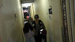 Venezolanas obligadas a prostituirse en Perú