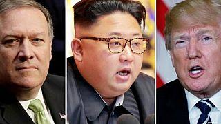 ترامپ از کره شمالی برای آزاد کردن اتباع آمریکایی تقدیر کرد