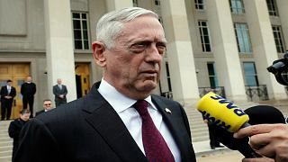 ماتيس يؤكد أن واشنطن ستعمل مع حلفائها لمنع إيران من امتلاك سلاح نووي