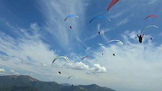Ironfly: la nuova sfida estrema nei cieli (e sulle montagne) lombardi e piemontesi