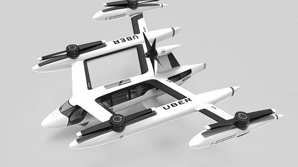 همکاری ناسا و اوبر برای ساخت تاکسی پرنده