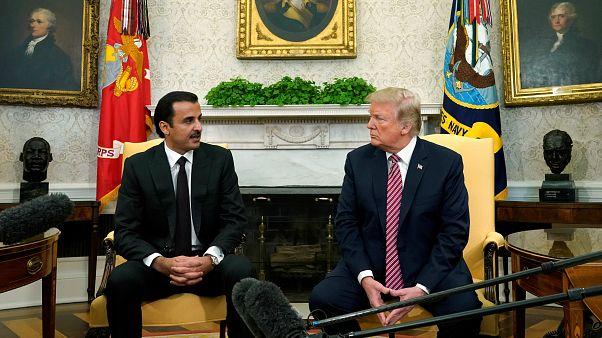 تعرف على أول رد فعل قطري بعد الانسحاب الأمريكي من الاتفاق الإيراني