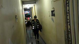 Zur Prostitution gezwungen: Venezuelas Frauen im Exil