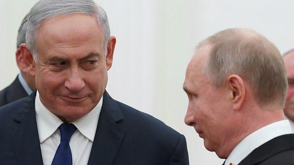 نتانیاهو: روسیه فعالیت نظامی اسرائیل در سوریه را احتمالا محدود نخواهد کرد
