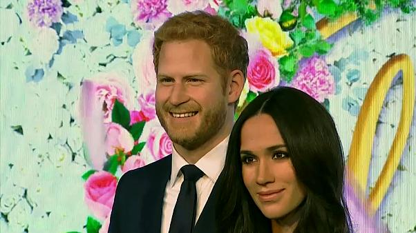 Meghan Markle já brilha no Madame Tussauds
