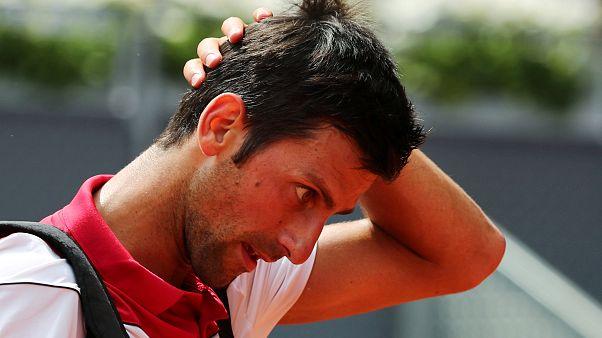 Masters 1000 Madrid: Djovokic eliminato, Nadal in scioltezza