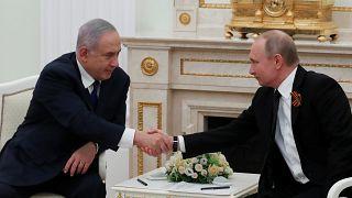 نتنياهو يقول أن روسيا لن تحد على الأرجح من عمليات إسرائيل في سوريا