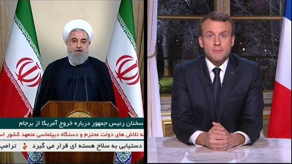 Europa conjurada para salvar el acuerdo nuclear con Irán