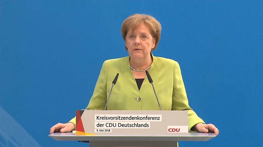 Avrupa devletleri nükleer anlaşmayı kurtarmaya çalışıyor
