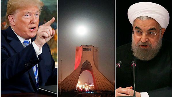 ایران؛ یک روز پس از خروج آمریکا از برجام، گزارش ویژه یورونیوز فارسی