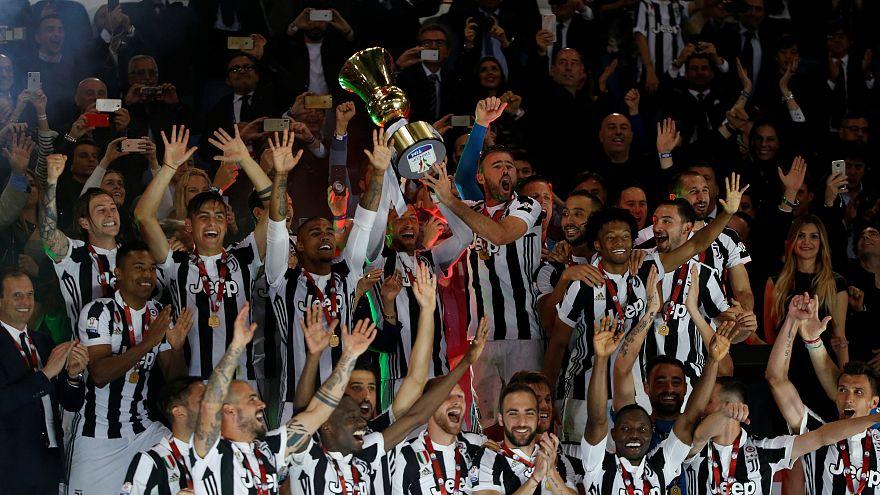 La Juventus vince la Coppa Italia, poker al Milan