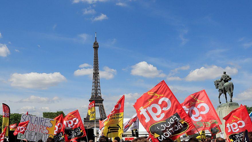 SNCF : les syndicats proposent un vote