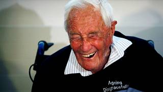 David Goodall, 104, ends his life in Switzerland