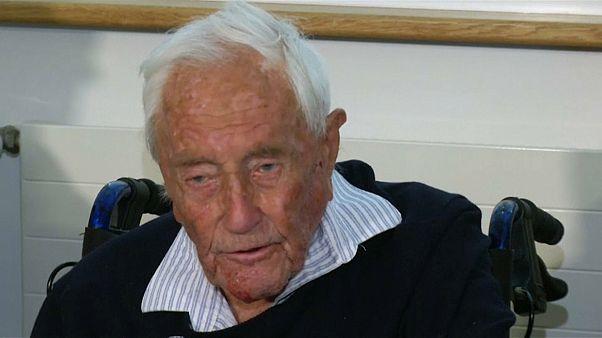Эвтаназия: 104-летний ученый из Австралии Дэвид Гудэлл ушёл из жизни