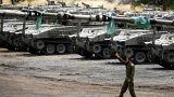 Armée israélienne sur plateau Golan : tirs contre forces iraniennes Syrie