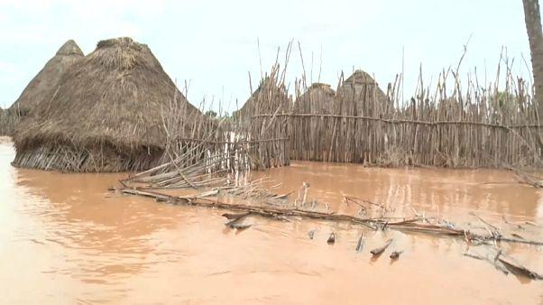 Kenya : rupture d'un barrage après de fortes pluies, au moins 20 morts