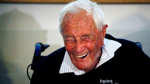 104 yaşında kendi isteğiyle hayata veda etti