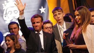 """Macron depuis Aix-la-Chapelle : """"la décision de Trump est une erreur"""""""