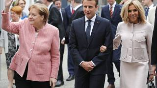 Brussels Brief: Macron receives the Charlemagne prize