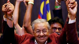 O novo primeiro-ministro da Malásia tem 92 anos