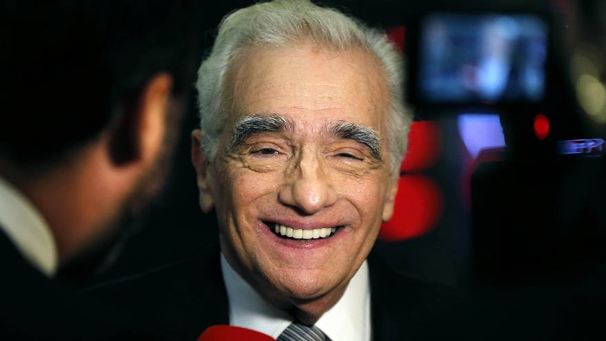 Martin Scorsese honoré à Cannes