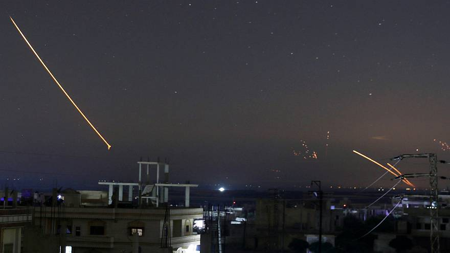 روسيا: الدفاع السوري أسقط نصف الصواريخ الإسرائيلية